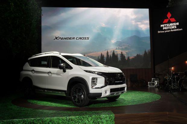 Xpander dan Xpander Cross Terus Pimpin Penjualan Mitsubishi