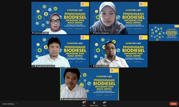Shell Indonesia Dukung Implementasi Biodiesel B30