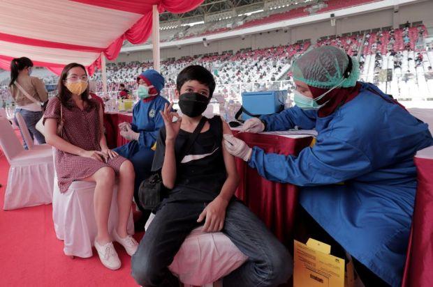 Tata Cara dan Persyaratan untuk Daftar Vaksin Gratis lewat Shopee