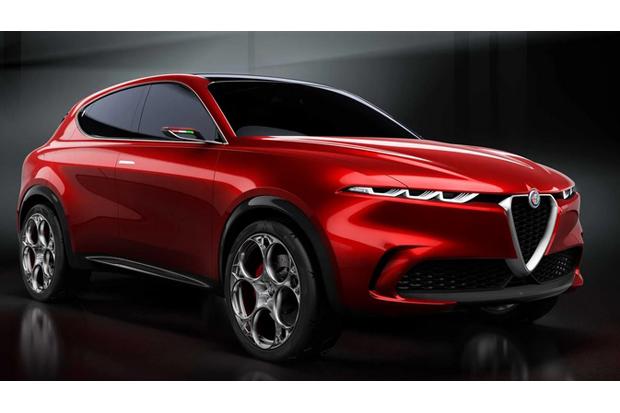 Alfa Romeo Siapkan Luncurkan Mobil Hybrid Crossover Tonale Tahun Depan