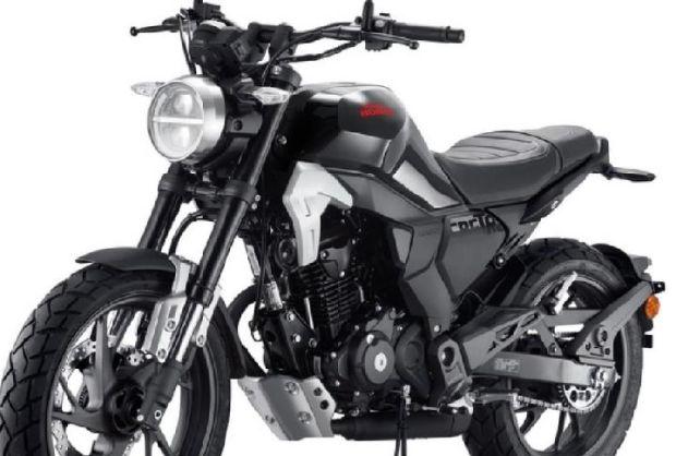 Honda CBF190TR Model 2021 Semakin Klasik Lebih Bertenaga