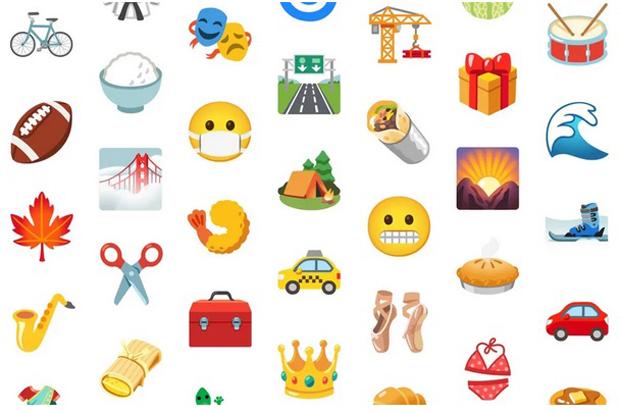 Google Desain Ulang 992 Emoji Agar Terlihat Lebih Universal