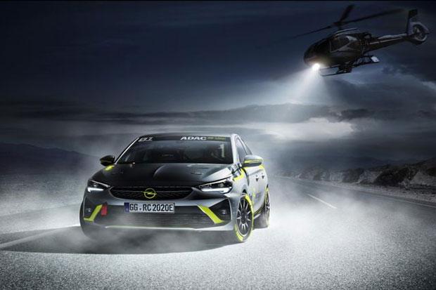 Desain Sangar Kekinian, Opel Pertahankan Mesin Bensin, Diesel dan PHEV