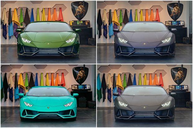 Lamborghini Huracan Bertema Budaya Meksiko Diluncurkan