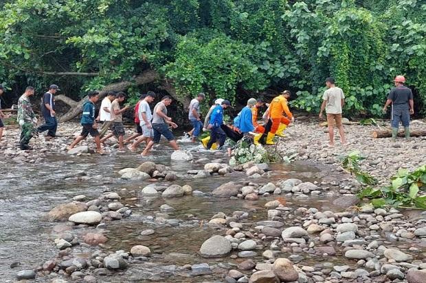 Korban Hanyut di Minahasa Selatan Ditemukan Tak Bernyawa