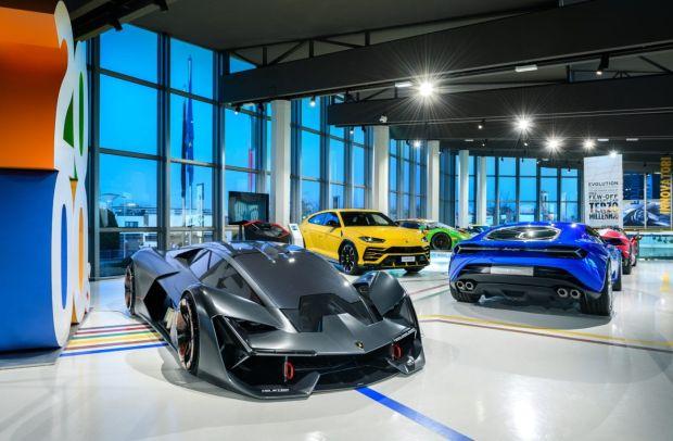 Edan, Pemesanan Lamborghini Sudah Numpuk Sampai Tahun Depan
