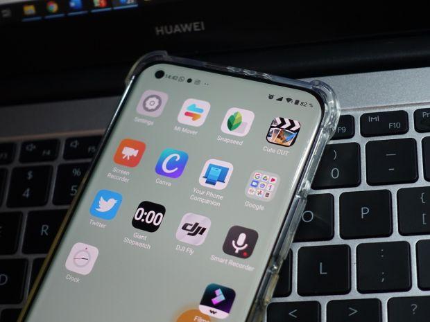 Cara Menggunakan Aplikasi Your Phone Companion di Xiaomi Mi 11 Ultra