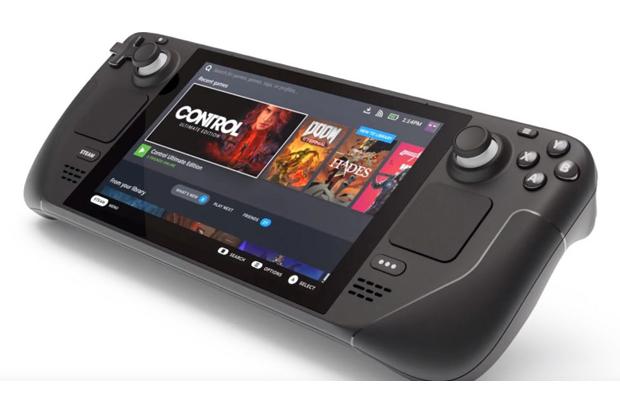 Konsol Game Steam Deck Siap Jegal Dominasi Nintendo
