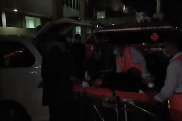2 Bus AKAP Saling Hajar di Tol Tanggerang-Merak, 6 Penumpang Terluka