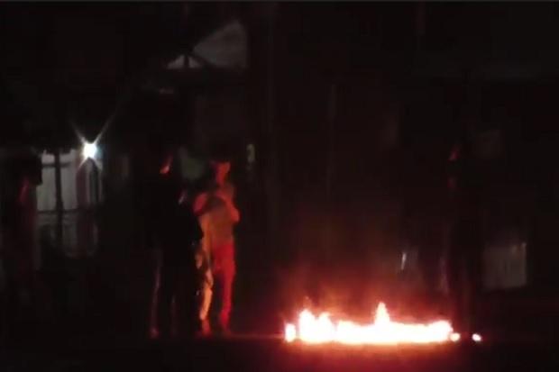 Medan Membara, Aksi Tawuran Pecah di Jalanan dengan Saling Lempar Bom Molotov