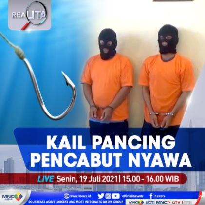 Viral! Seorang Pria di Medan Tega Membunuh Temannya Sendiri, Selengkapnya di Realita Senin Pukul 15.00 WIB