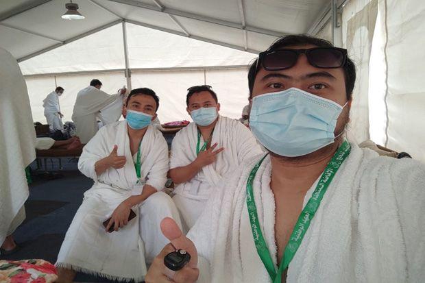 Bersiap Wukuf, Jamaah Haji Indonesia Tempati Tenda Ber-AC di Arafah