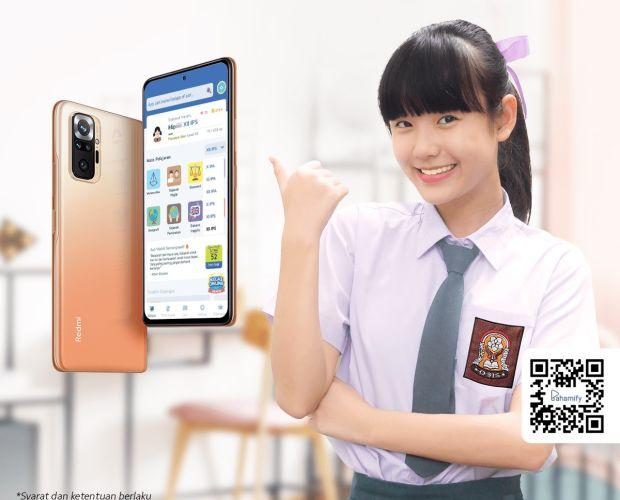 Back to School, Beli Ponsel Xiaomi Bonus Kelas Online di Pahamify