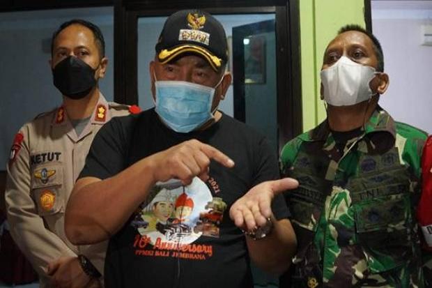 Bila PPKM Darurat Kembali Diperpanjang, Bupati Jembrana Menolak Tegas