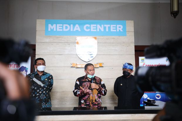 PPKM Darurat Diperpanjang, Kota Bandung Bakal Relaksasi Beberapa Sektor