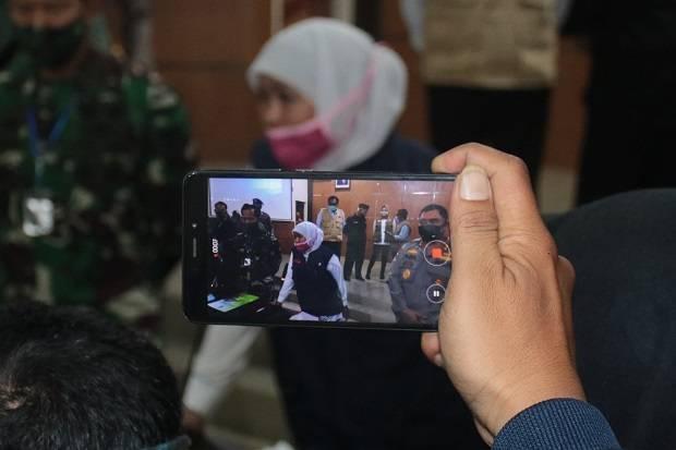 Hari Ini PPKM Darurat Berakhir, Gubernur Khofifah: Tunggu Pemerintah Pusat