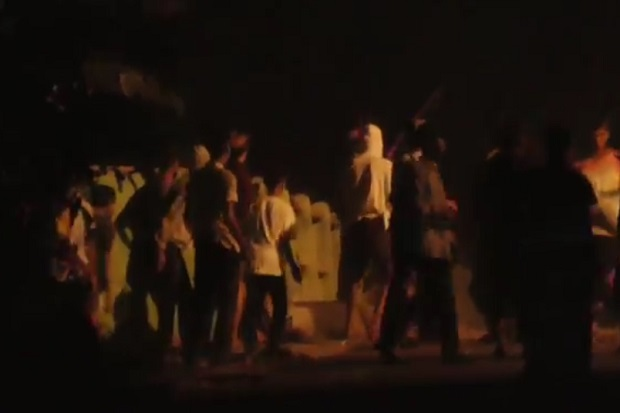Di Tengah Lantunan Takbir Idul Adha, Medan Mencekam Oleh Aksi Tawuran