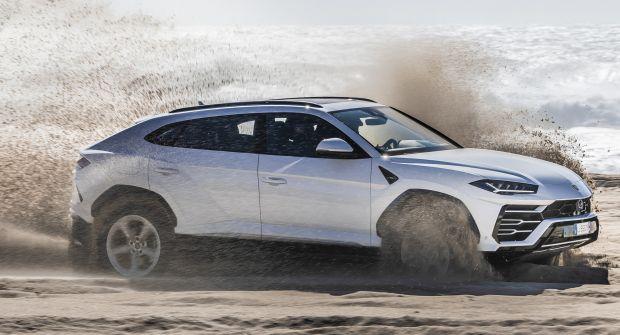 Paling Laris, Lamborghini Urus Capai Produksi 15.000 Unit