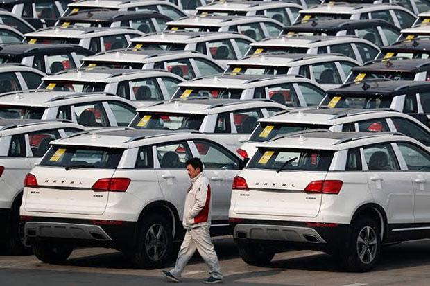 Mobil Model Apa yang Tak Ada di China?