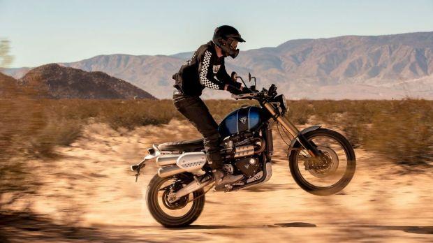 Siap-siap Triumph akan Buat Motocross dan Motor Enduro