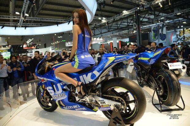 Suzuki dan MV Agusta Siap Panaskan EICMA 2021