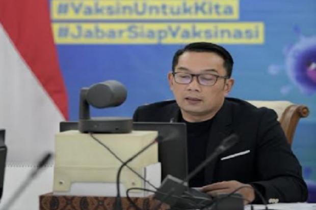 Ridwan Kamil Bawa Kabar Baik, Angka Kematian dan BOR RS COVID-19 di Jabar Turun