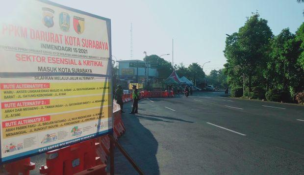 Gubernur Khofifah Siapkan SK Pelonggaran PPKM Darurat