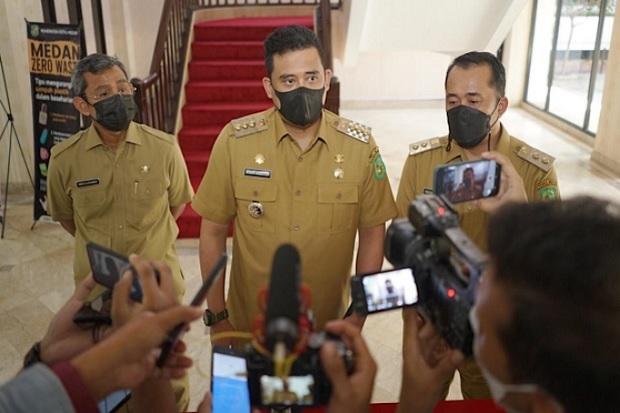 Wali Kota Medan Bobby Nasution Jalani Isoman, Ini Penjelasan Kepala Dinas Kesehatan