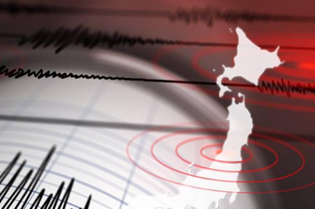 Gempa M5,3 Guncang Majene, Warga Panik Berhamburan Keluar Rumah
