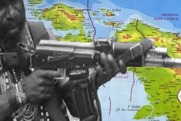 Osimin Wenda Anggota KKB Penembak Rombongan Mantan Kapolda Papua Ditangkap di Puncak Jaya