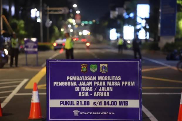 Pemkot Bandung Sebut PPKM Darurat Berdampak Positif Tekan Kasus COVID-19