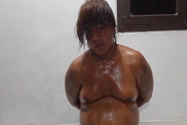 Ini Tampang Predator Anak di Pangkal Pinang yang Berhasil Diringkus Polisi