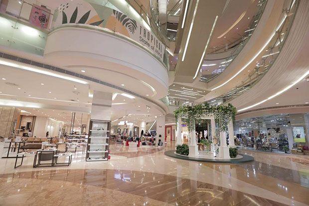 Pusat Perbelanjaan Bisa Buka 25% Jika PPKM 4 Turun ke Level 3