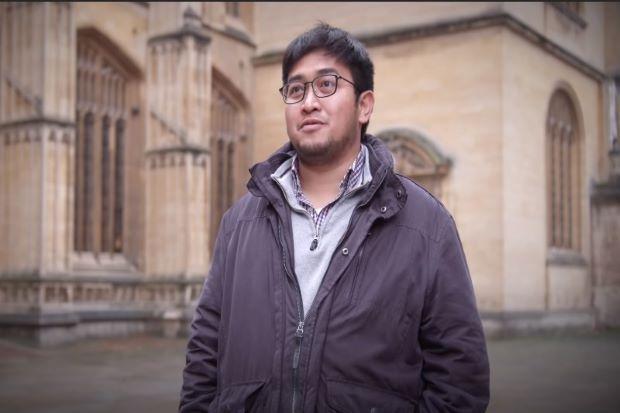 Bertemu di Inggris, Menteri Erick Kaget Indra Rudiansyah Bagian dari Keluarga Besar BUMN