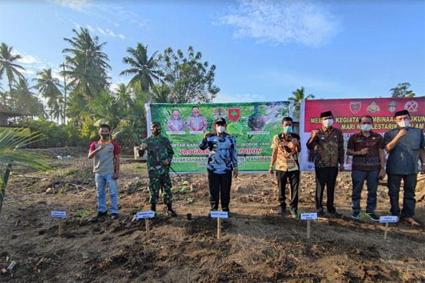 Pemkab Wajo Genjot Pengembangan Kawasan Pertanian Terpadu