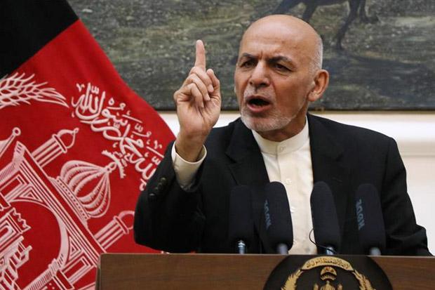 Taliban Serukan Presiden Afghanistan Digulingkan