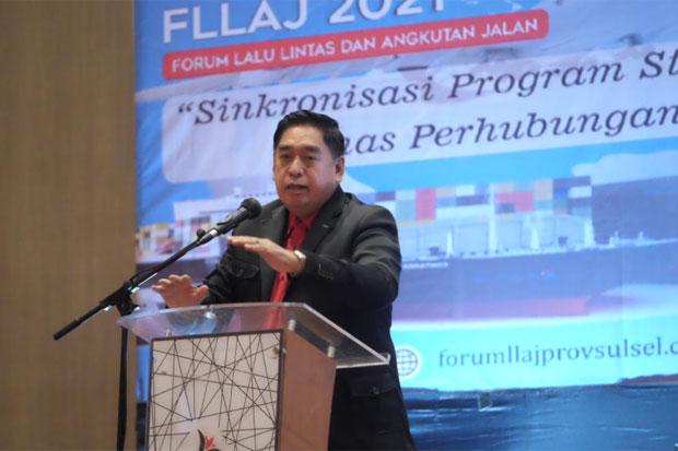Sekprov Sulsel Terpilih Jadi Ketua Pemuda Panca Marga