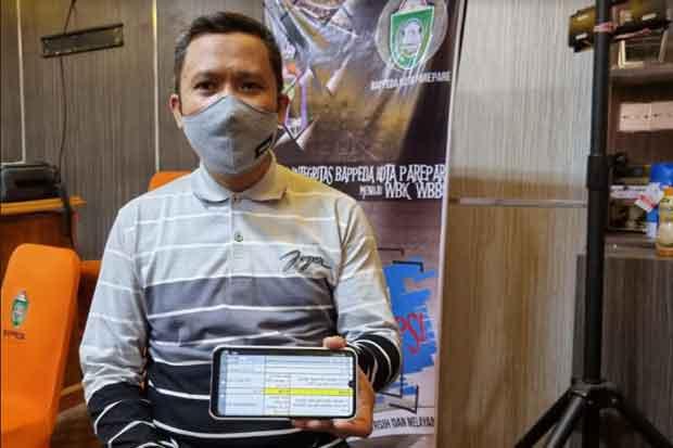 Disdukcapil Parepare Terbitkan Ribuan Kartu Identitas Anak