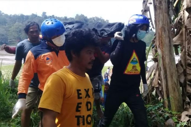 Hilang Dua Hari di Sungai Saddang, Ramli Ditemukan Tak Bernyawa
