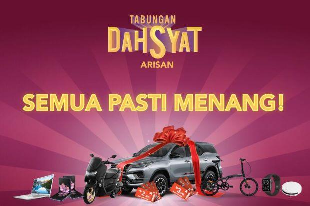 Bergegas! MNC Bank (BABP) Gelar Tabungan Dahsyat Arisan, Rebut Hadiah Toyota Fortuner!