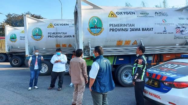 Sinar Mas Terus Salurkan Donasi Oksigen ke Sejumlah Pemprov