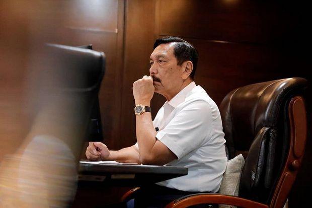 Kasus Covid-19 di Solo dan DIY Masih Tinggi, Luhut Ajukan Permintaan Ini ke TNI-Polri