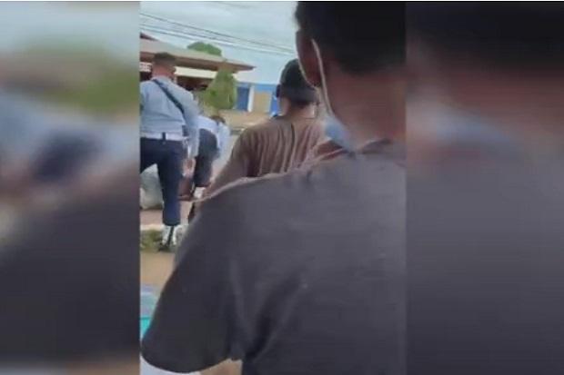 Injak Kepala Pemuda Bisu di Merauke Papua, 2 Anggota Polisi Militer TNI AU Ditahan