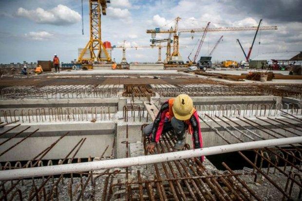 Menperin Genjot Potensi Industri Material Penopang Infrastruktur