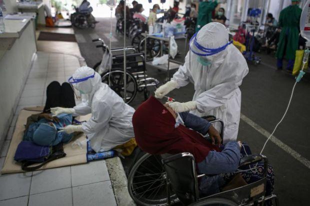 Datang ke Rumah Sakit Dalam Kondisi Parah, 40 Persen Pasien COVID-19 Meninggal Dunia di UGD