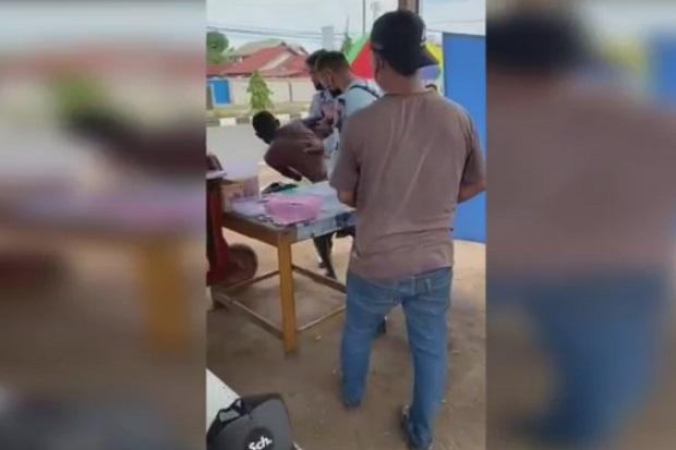 2 Anggota Polisi Militer Injak Kepala Warga Papua di Merauke Ini Kata Sekda Dance Julian Flassy