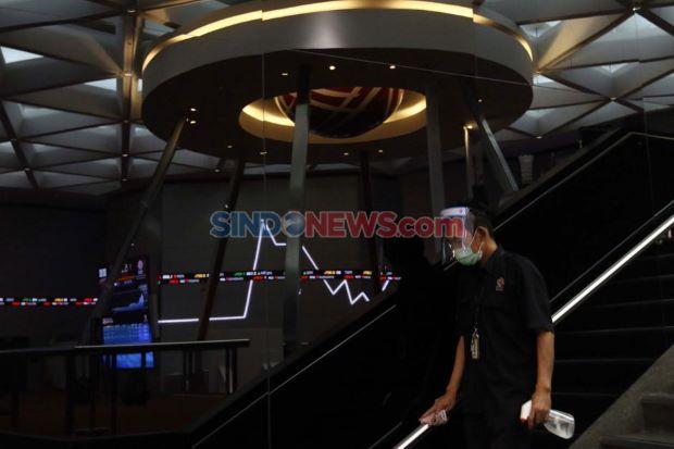 Bursa China Meriang, IHSG Masih Nangkring di Atas 6.000