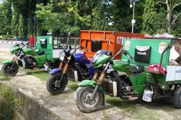 Program Wajo Mapaccing, Pemkab Hadirkan 4 Unit Kendaraan Pengangkut Sampah