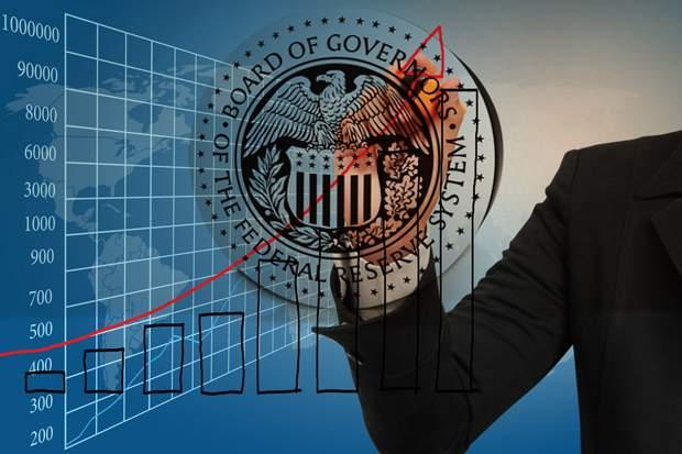 Pemulihan Ekonomi AS Mulai Terlihat, Fed Sebut Risiko Tetap Ada