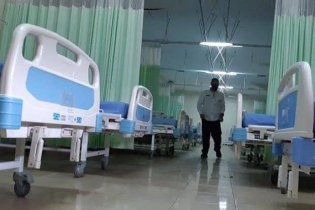 BOR Kembali Turun, Kang Emil: Rumah Sakit 60,17 Persen dan Pusat Isolasi 33,5 Persen